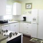 Gas Stove / Refrigerator Included
