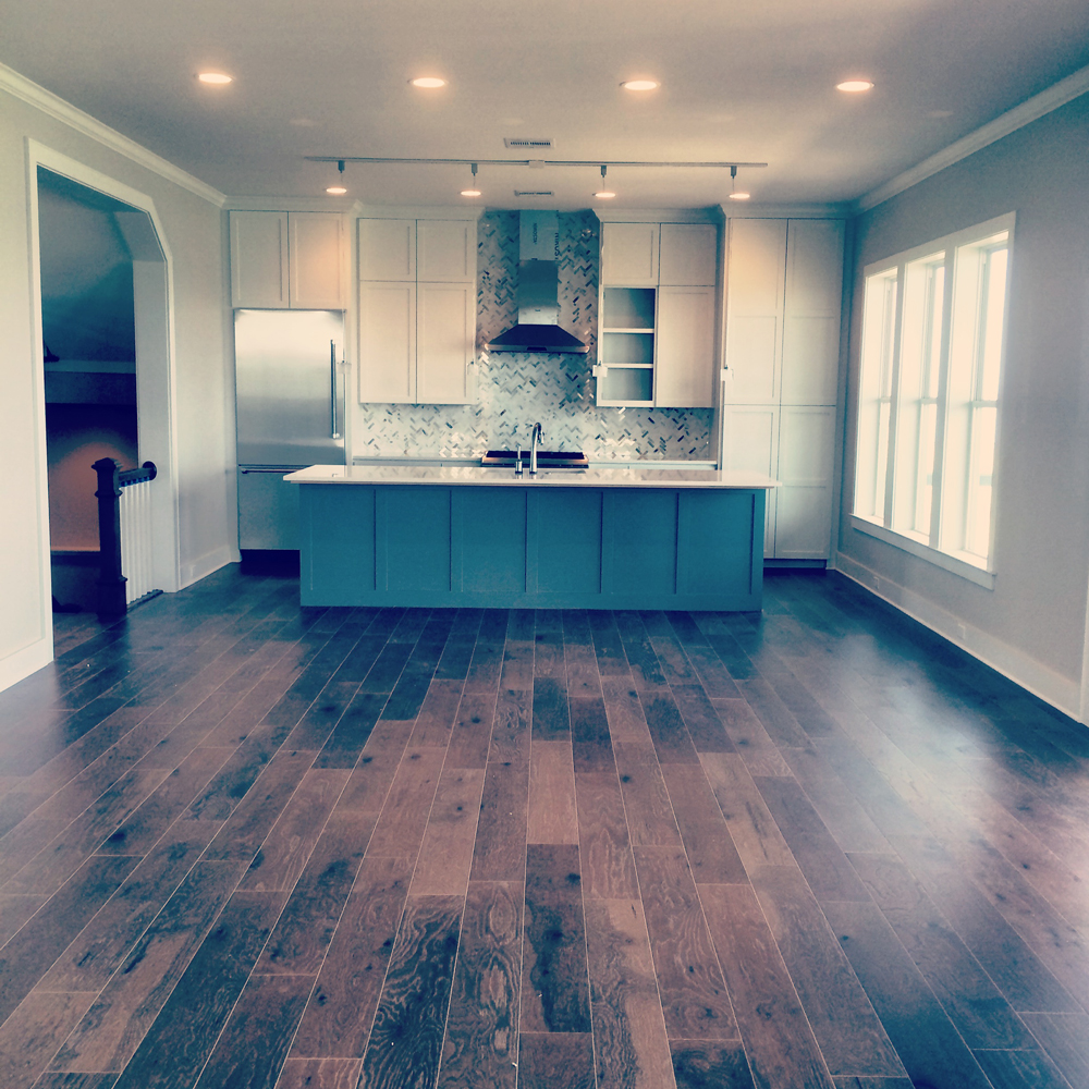 Pardon Our Dust: Property is 80% complete: Open Kitchen / Living room layout with Views of the Bay / High Ceilings / Water access to Galveston Bay