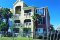 THE DAWN!! 2 Bed / 2 Bath w Views of the GULF** at 7000 Seawall  for $1800