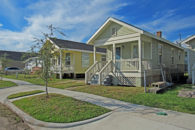 EASY INVESTMENT!! 5010 Avenue L *** Three Separate Houses on Large Lot at 5008 Avenue L  for $182,000