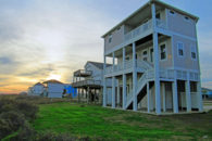 BEACHFRONT HOME!! at 22832 Gulf Dr. Galveston TX 77554 for $695,000